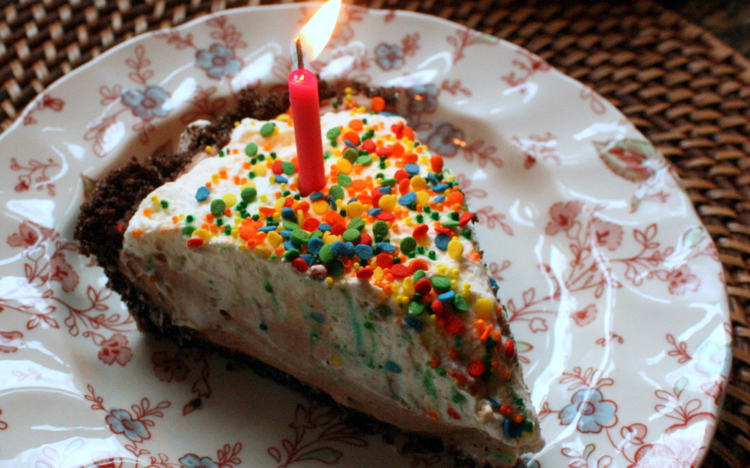Happy Birthday with Extra Sprinkles
